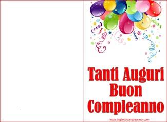 Auguri Di Buon Compleanno Originali Gratis